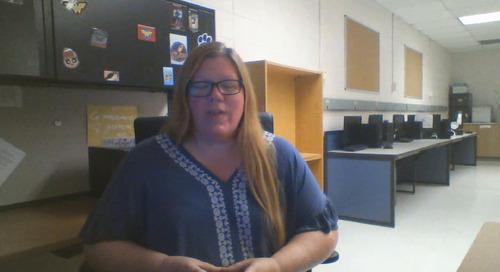 My Canvas Story: Amanda Grimm, Rockbridge County High