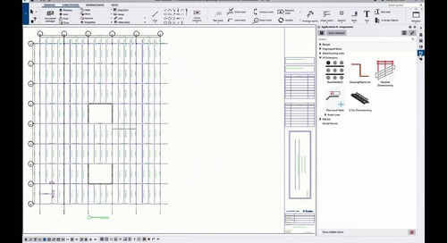 Improve Efficiencies through Automated and Constructible Workflows for Structural Engineers