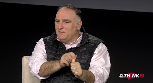 How Chef Jose Andres Fed 3 Million People in Puerto Rico - THINK 19