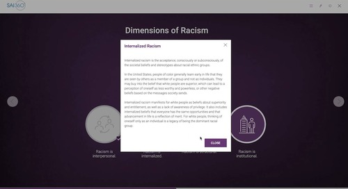 Addressing Systemic Racism in the Workplace with SAI360