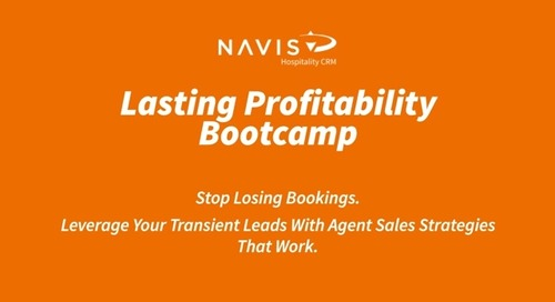 Lasting Profitability Bootcamp: Agent Strategies for More Revenue