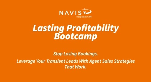 Lasting Profitability Bootcamp: Agent Strategies for More Revenue