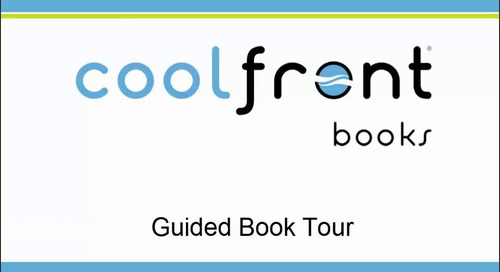 Coolfront Books Guided Book Tour