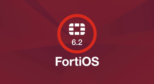 FortiOS 6.2 Overview Video