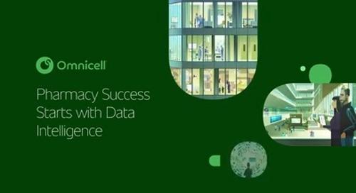 Pharmacy Success Starts with Data Intelligence