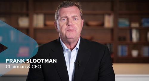 Frank Slootman Invite to Data Cloud Summit: Nov. 25