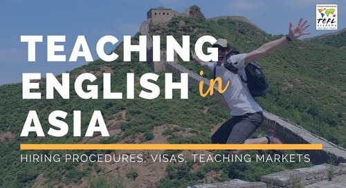 Teaching English in Asia 2020 [Webcast]