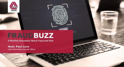 FraudBuzz - July 2017