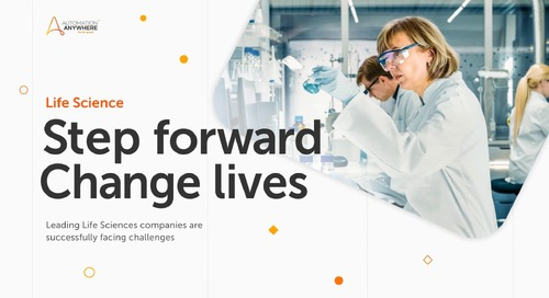 Improving Life Science Companies with Automation Anywhere RPA