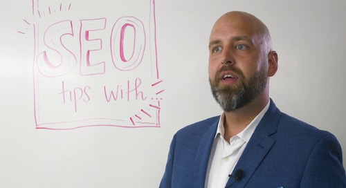 SEO Tips - Page Title and Meta Description