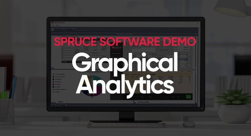 Video: Spruce Graphical Analytics Demo