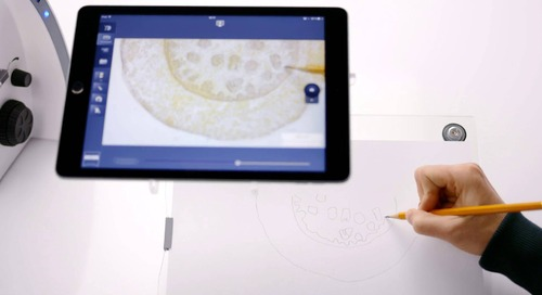 ZEISS How-to: Draw Microscopic Images with ZEISS Labscope