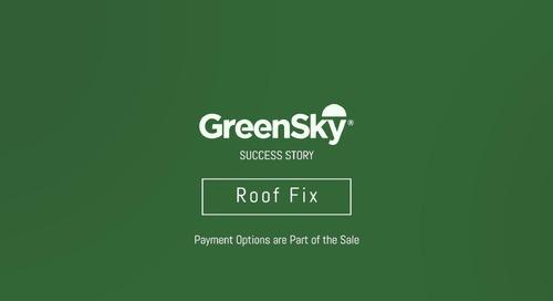 GreenSky® Success Story | Roof Fix - Part 1