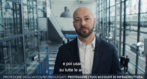 Protezione degli Account Privilegiati: Proteggere i tuoi Account di Infrastruttura