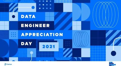 Data Engineer Appreciation Day