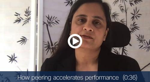 How Cisco Umbrella peering accelerates performance
