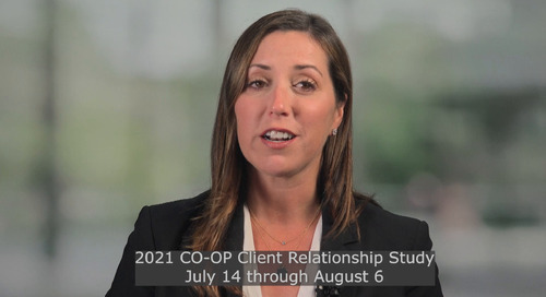 Introducing CO-OP's 2021 Client Relationship Study