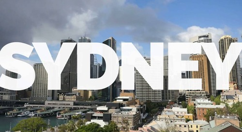 Worker Experience Tour 2017: Sydney Video Postcard
