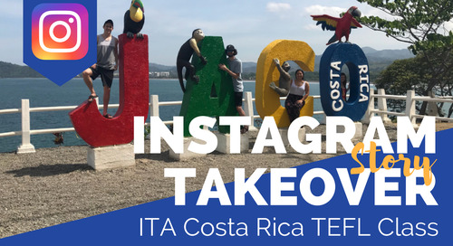 Day in the Life of our Costa Rica TEFL with Tierra Davis