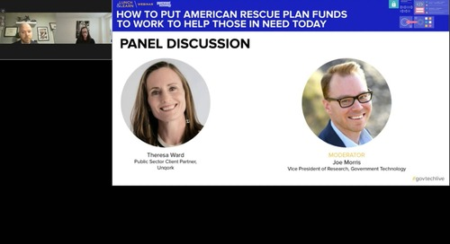 How To Put American Rescue Plan Funds To Work To Help Those In Need Today