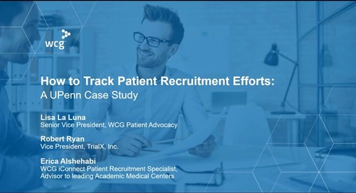 How to Track Patient Recruitment Efforts: A UPenn Case Study