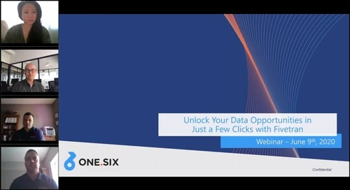 Unlock Your Data Opportunities in Just a Few Clicks With Fivetran