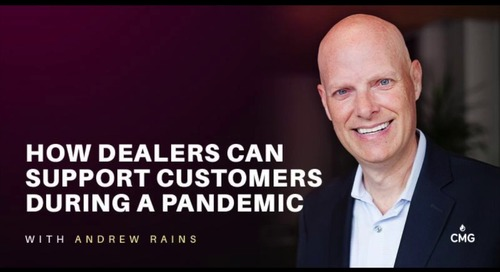 How Dealers Can Support Customers During A Pandemic