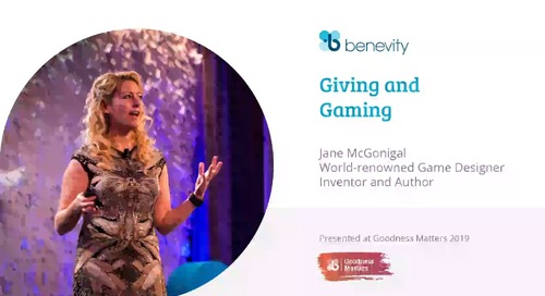 Keynote - Jane Mcgonigal