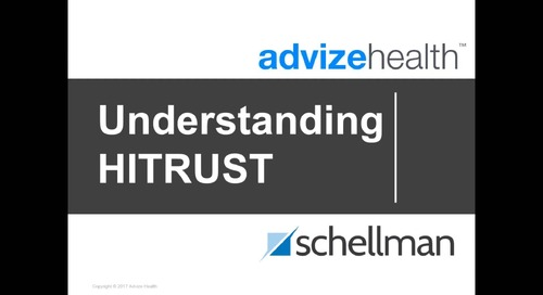 Understanding HITRUST with Advize Health