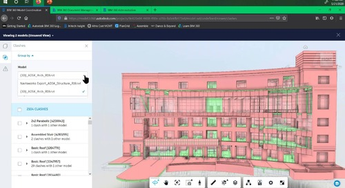 BIM 360 Coordinate - Core Training