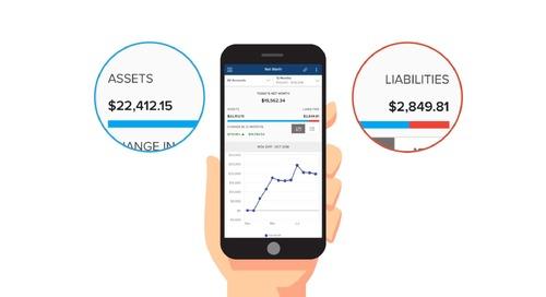 FinApp: Envestnet | Yodlee Net Worth