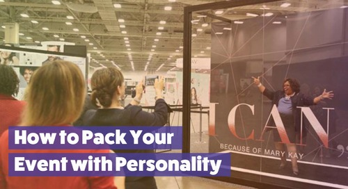 How to Pack Your Event with Personality