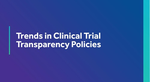 Trends in Clinical Transparency Policies