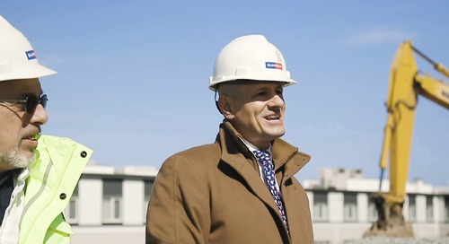 Smart-Building Technology in Construction Is Crucial, Says Suffolk National COO