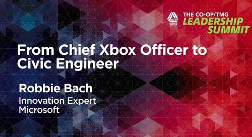 Robbie Bach - CO-OP Leadership Summit
