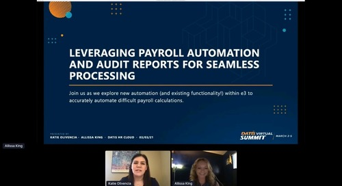 Leveraging Payroll Automation and Audit Reports for Seamless Processing