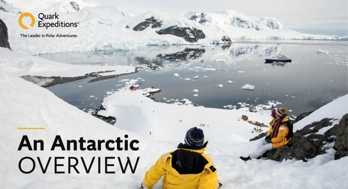 An Antarctic Overview - May 22, 2019