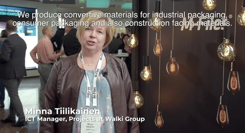 Customer Case Study Video: Walki Group