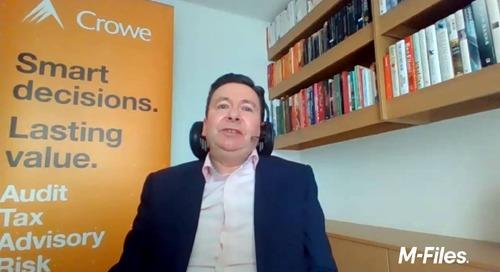 Customer Case Study: Crowe UK