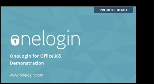 OneLogin for Office 365