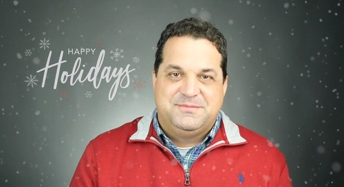 Happy Holidays from PrecisionLender