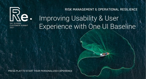 Improving Usability and User Experience with One UI Baseline