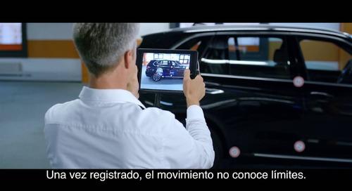 Descubra Visual Inspect - solución de inspección móvil