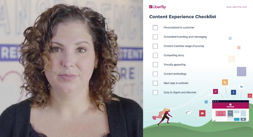 Improving Your Customer Experience with Content