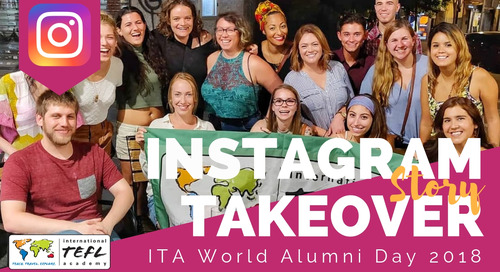 World Alumni Day 2018 - International TEFL Academy