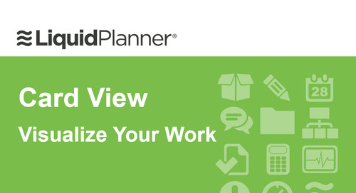 Card View: Visualize Your Work