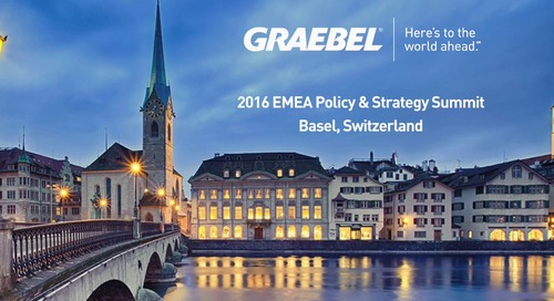 EMEA Policy & Strategy Summit 2016 Recap