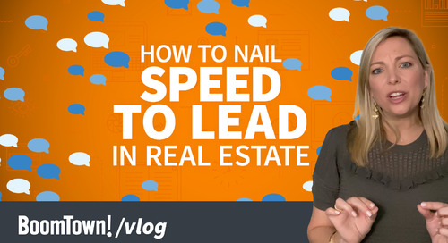 How to Nail Speed-to-Lead in Real Estate