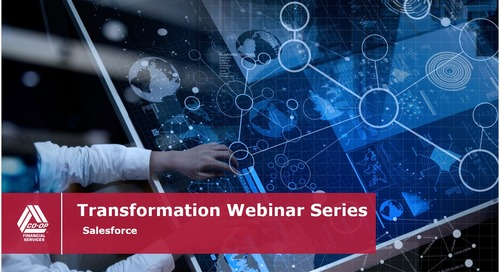 Transformation Webinar - Salesforce