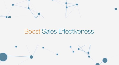 Increase Sales Effectiveness with CallMiner
